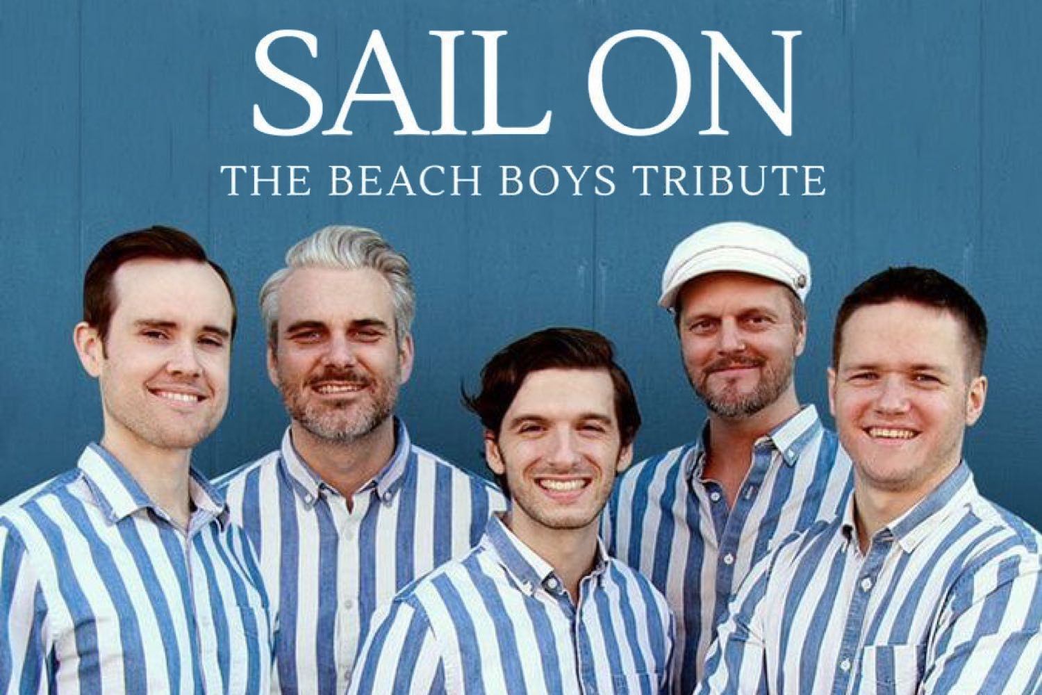 Sail On The Beach Boys Tribute